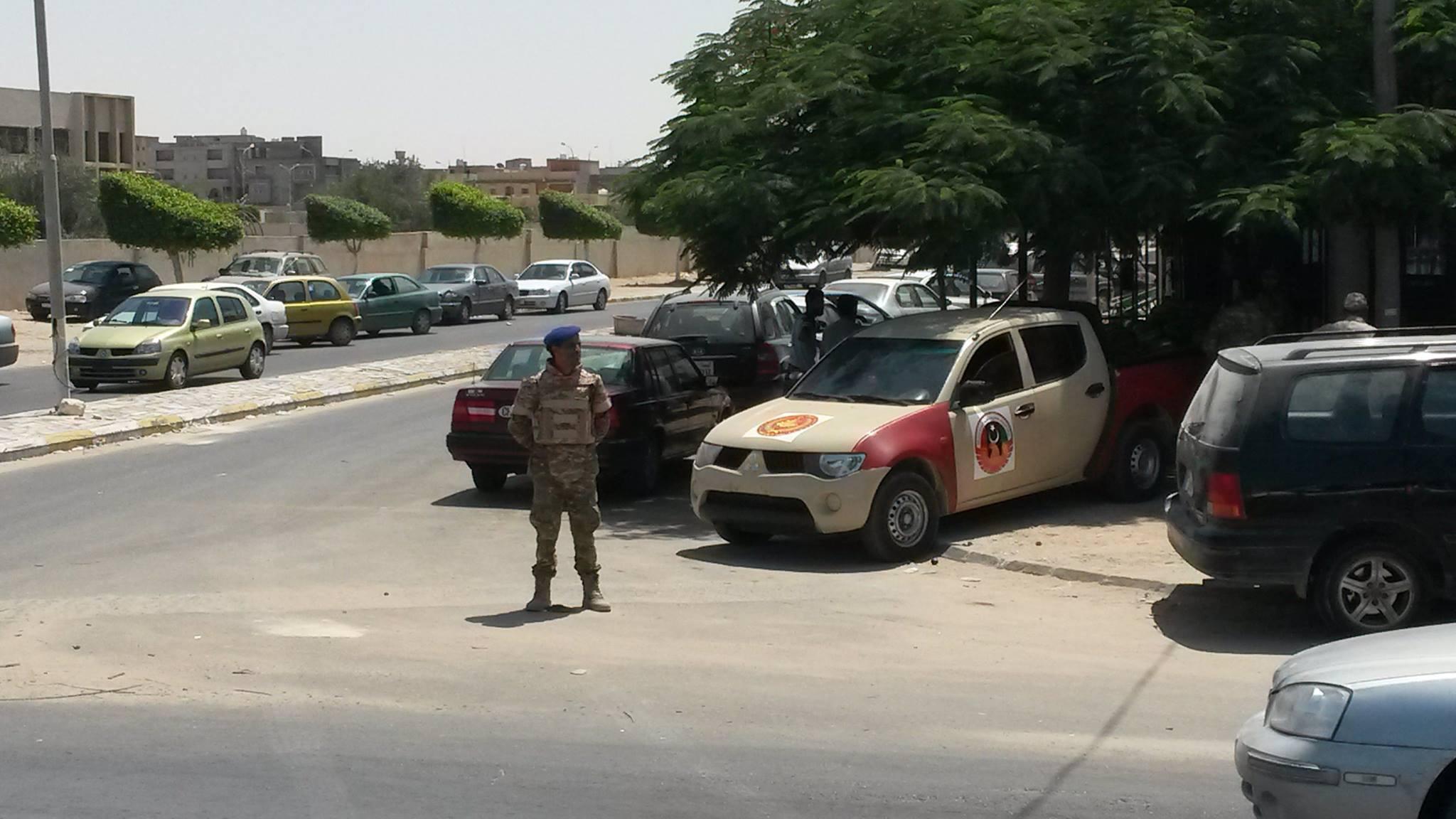 Photo of مصادر لـ(218) : المجموعة المقبوض عليها يعتقد أن من ضمنها آمر سرية الإسناد في صبراتة عصام الغول
