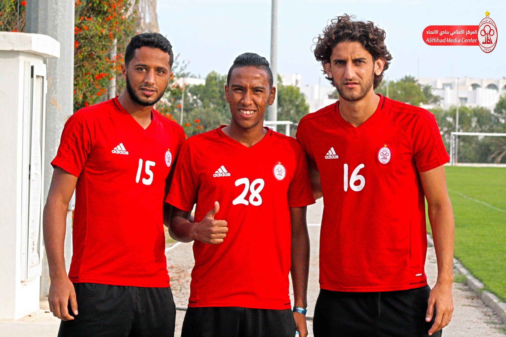 Photo of الاتحاد يتعادل مع النجم المتلوي وديا
