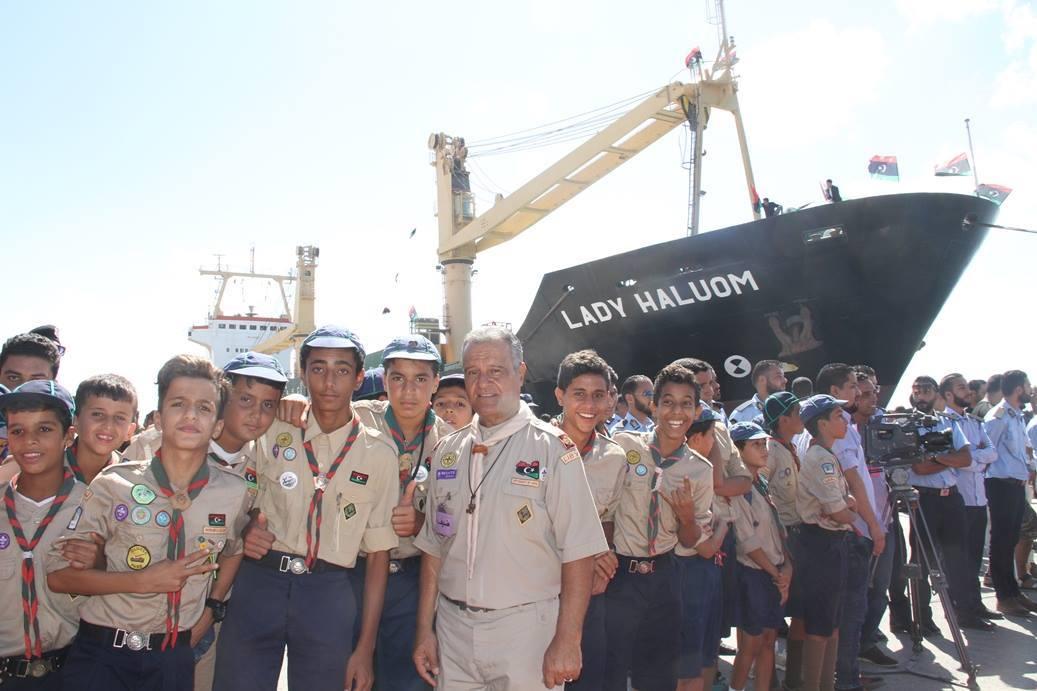ميناء بنغازي