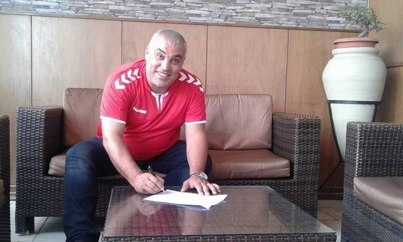 """المدرب التونسي المعروف """"سامي العوام"""""""