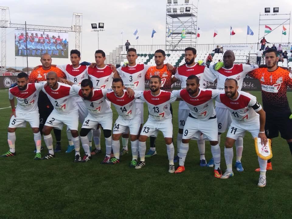 المنتخب الوطني لكرة القدم المصغرة