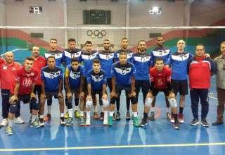 منتخب الطائرة الليبية