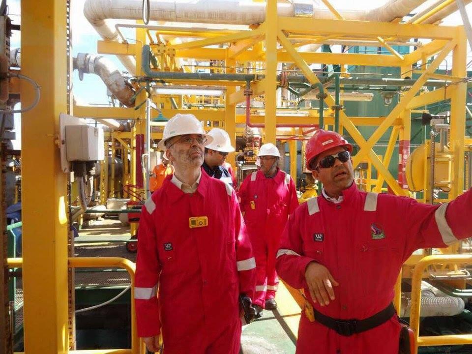Photo of صنع الله: حريصون على تحسين ظروف العاملين بالنفط