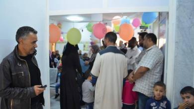 الحملة الوطنية لتطعيم الأطفال