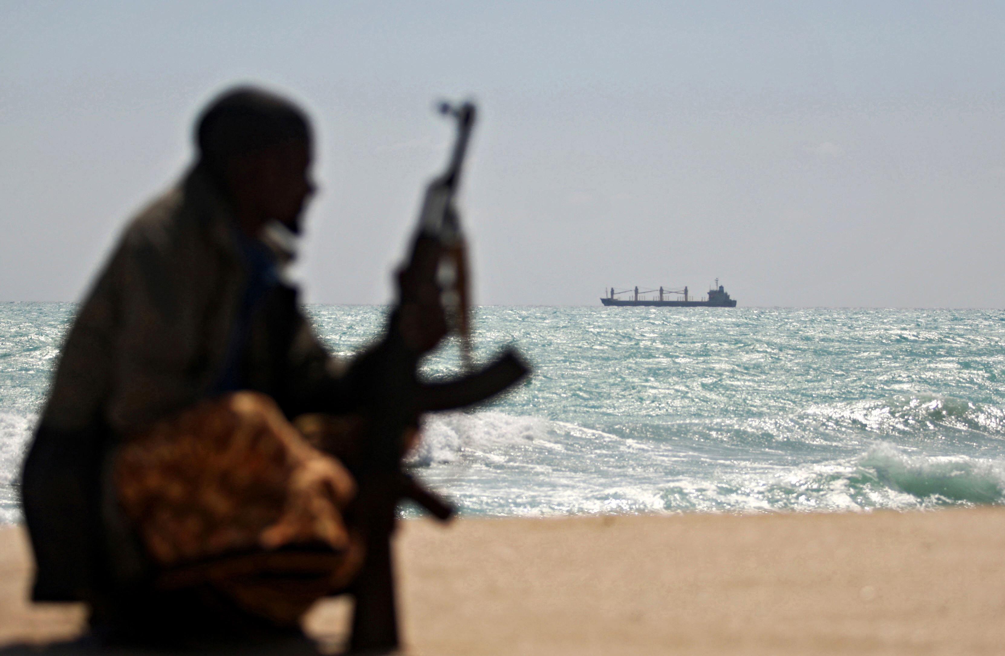 Photo of خطف 6 من أفراد طاقم سفينة ألمانية في المياه النيجيرية