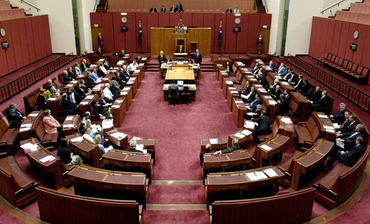 مجلس الشيوخ الأسترالي