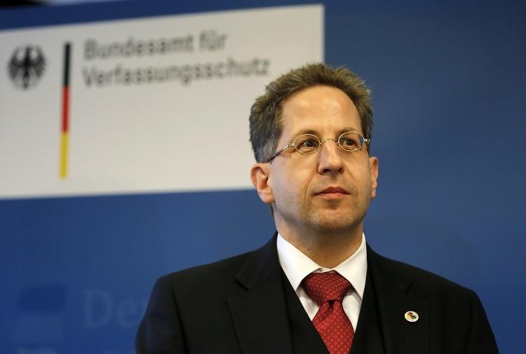 رئيس وكالة المخابرات الداخلية الألمانية