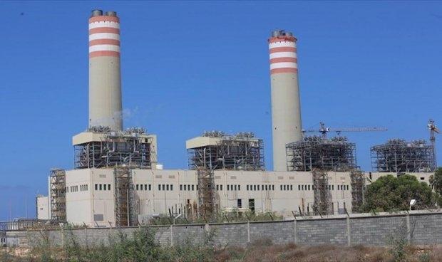 محطة كهرباء الخليج بسرت