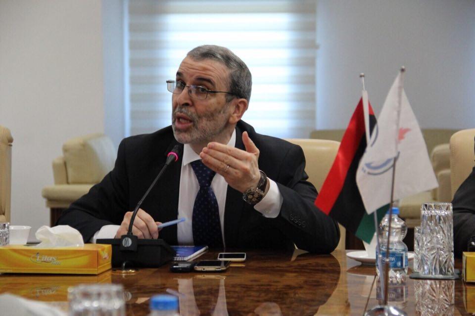 """Photo of صنع الله: هدفنا النفطي """"صعب تحقيقه"""""""