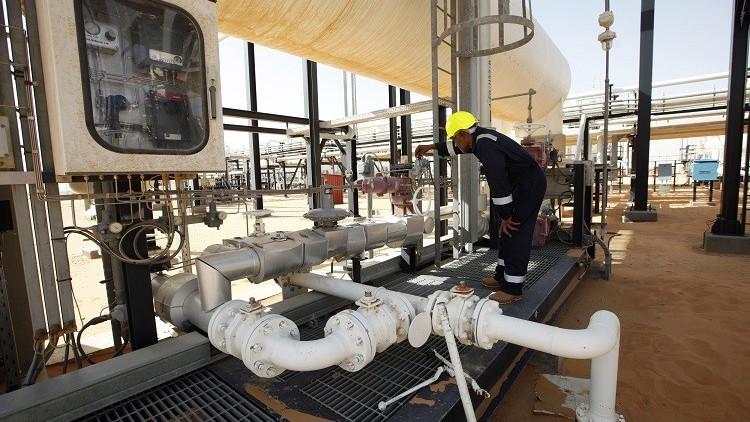 حقل الشرارة النفطي الليبي