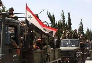 قوات الحكومة السورية تستعيد مدينة الميادين