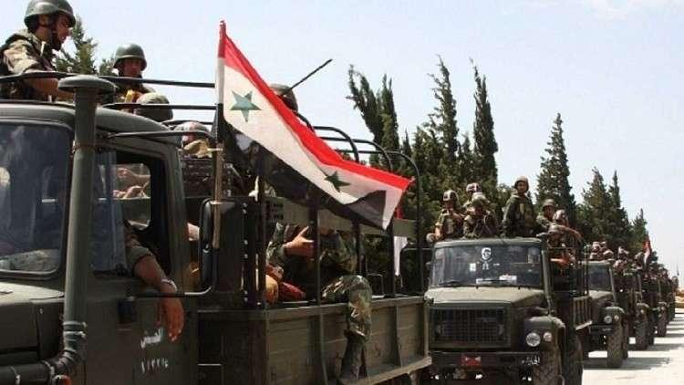 """Photo of قوات """"النظام"""" السورية وحلفاؤها تتقدم في """"دير الزور"""""""