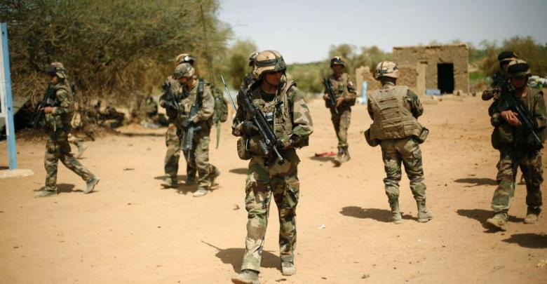 الجيش الفرنسي بمالي