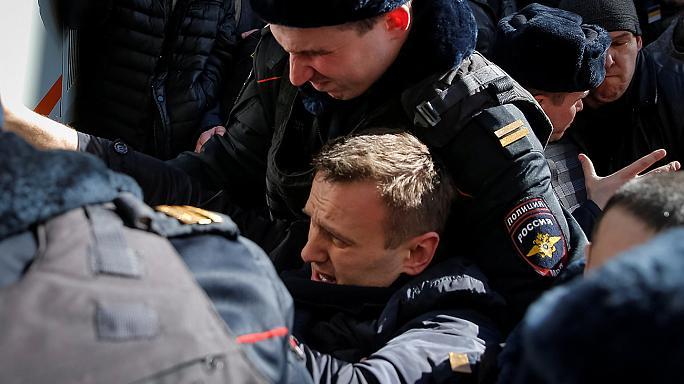 Photo of معارض روسي يصر على خوض الانتخابات بعد خروجه من السجن