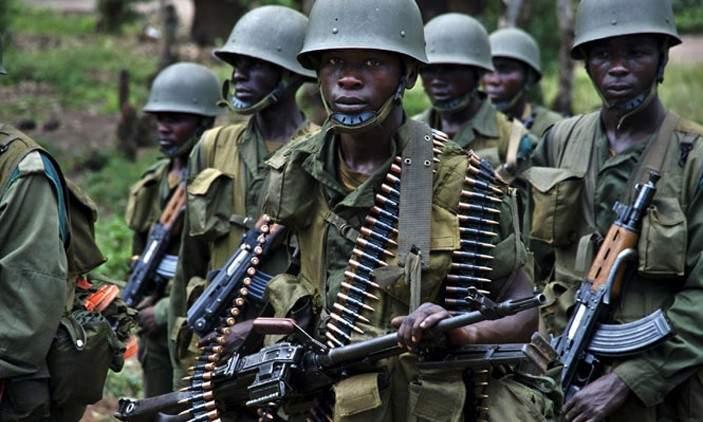 Photo of مقتل جندي في هجوم لمسلحين بالكونجو على قاعدتين بشمال شرق البلاد