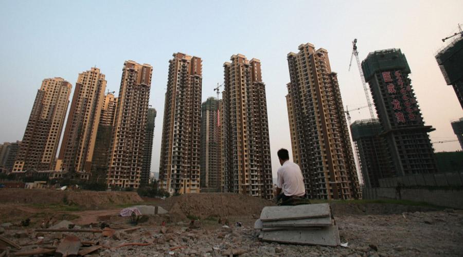 مبيعات العقار في الصين