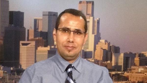 المحلل السياسي والمهتم بالشأن العام إبراهيم هيبة