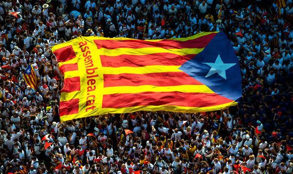 إقليم كتالونيا