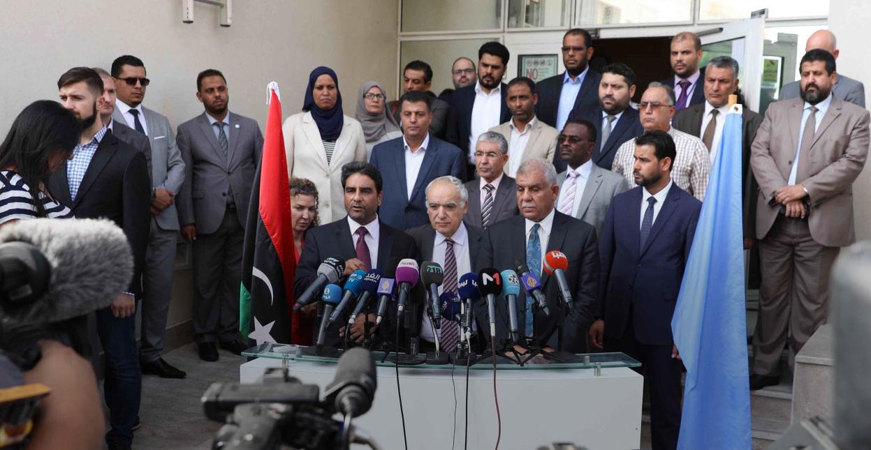 لقاءات تونس
