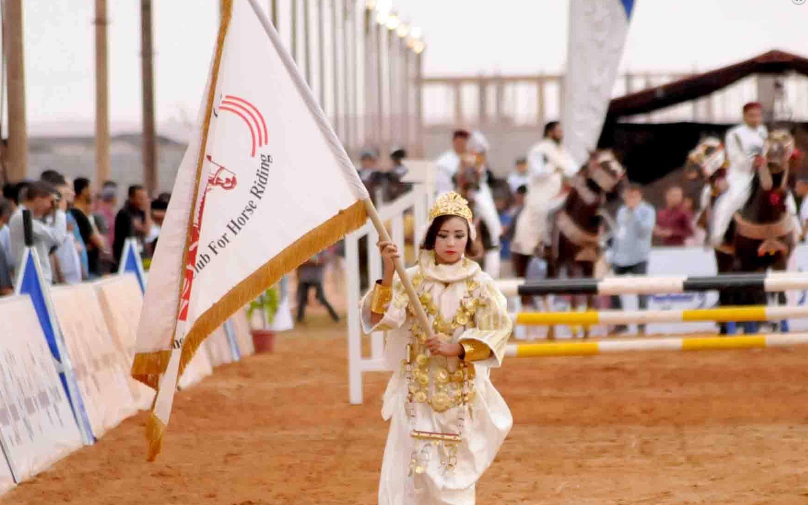 مهرجان فرسان ليبيا