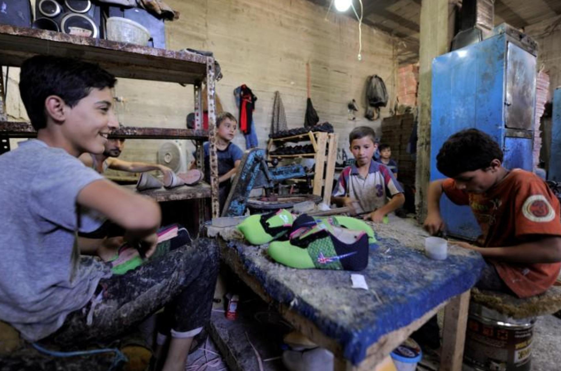 رجال الصناعة السوريين