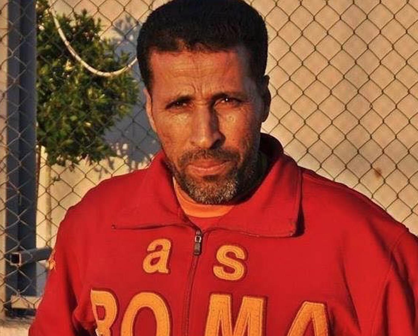 مدرب فريق الأولمبي لكرة القدم حسين الدالي