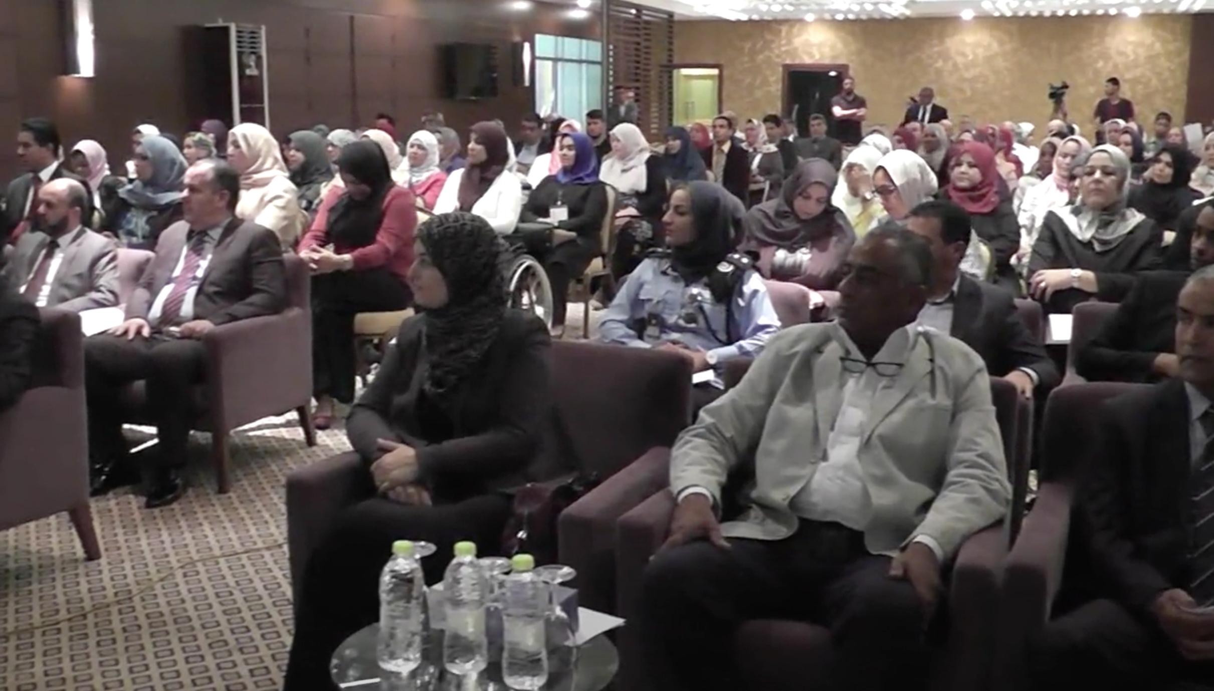 """صورة مجموعة """"من أجلك يا ليبيا"""" و شركائها تدعم """"تمكين المرأة"""""""
