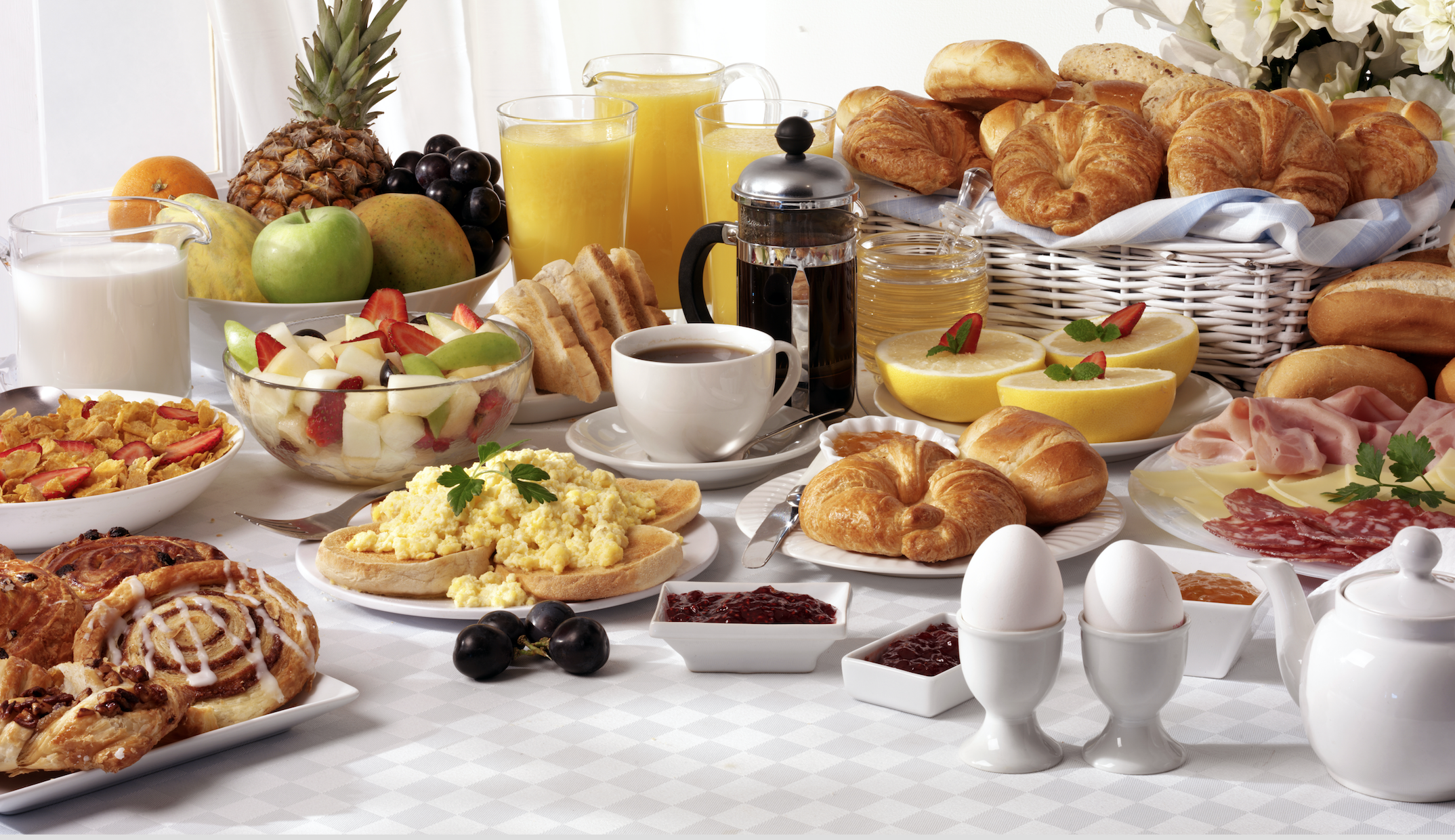 وجبة الفطور