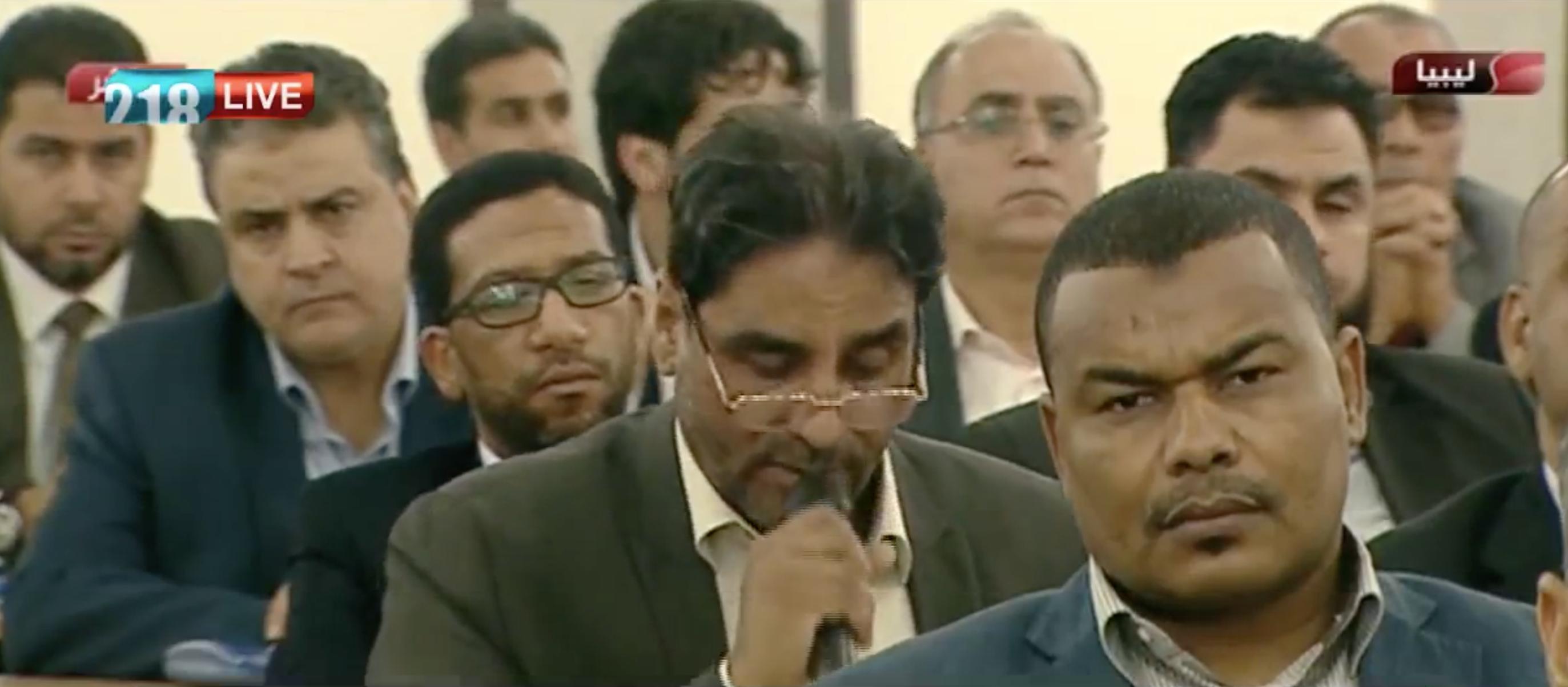 Photo of مجلس النواب يستمع لرئيس لجنة الحوار عبدالسلام نصية في إحاطة حول جلسات تونس