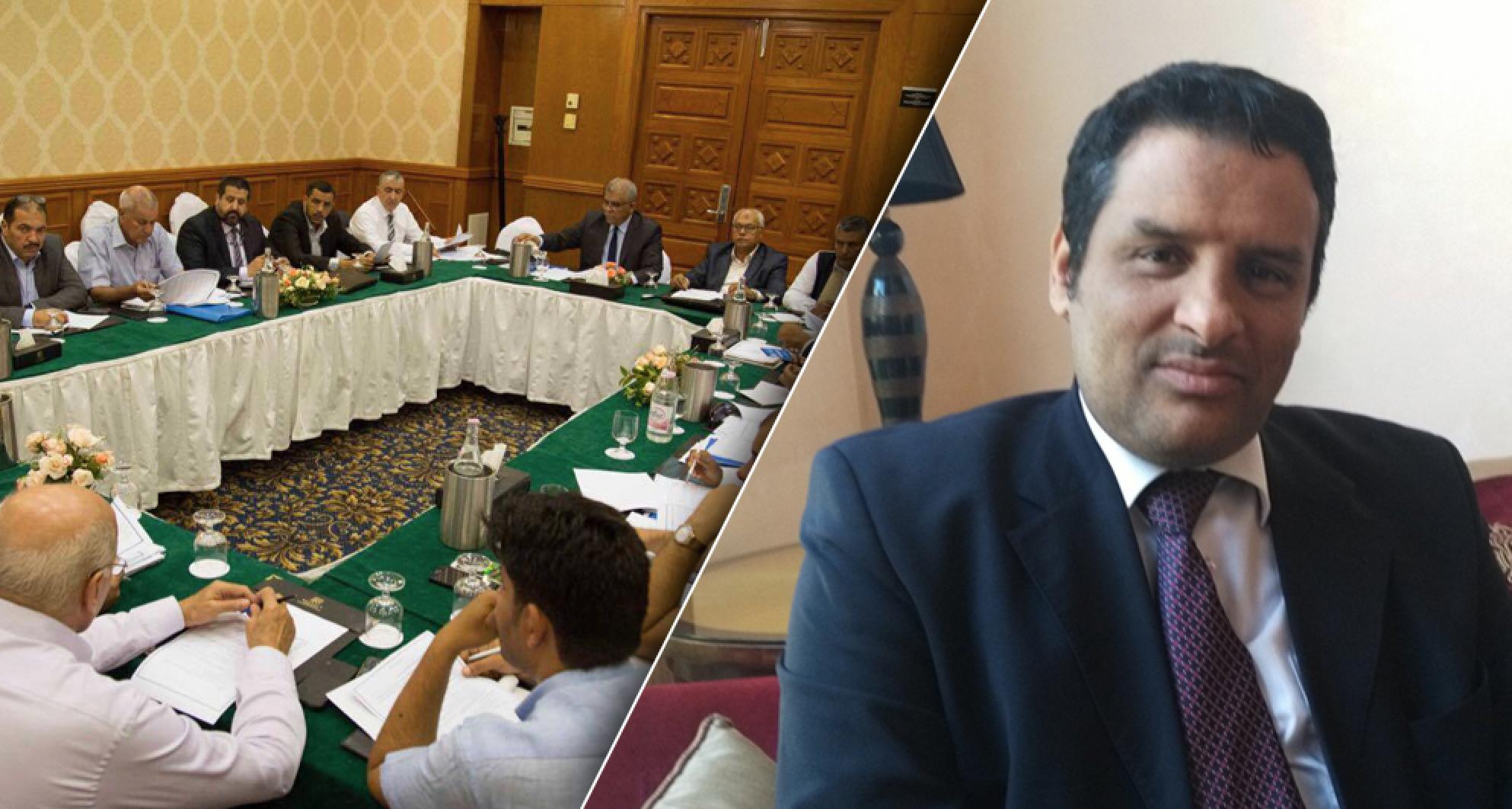 المحلل السياسي السنوسي إسماعيل واجتماعات لجنتي مجلس النواب والمجلس الأعلى للدولة