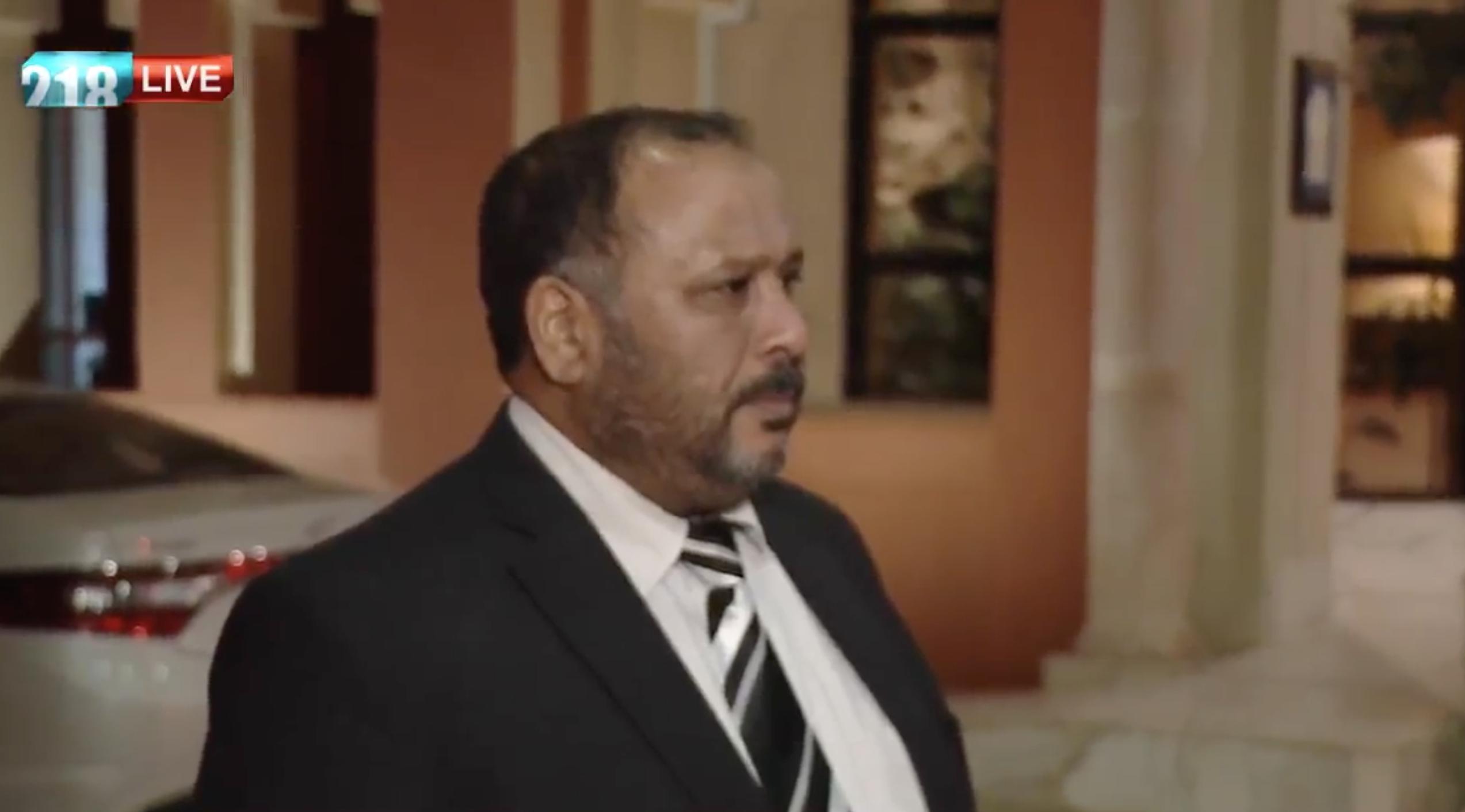 عمر غيث- عضو مجلس النواب