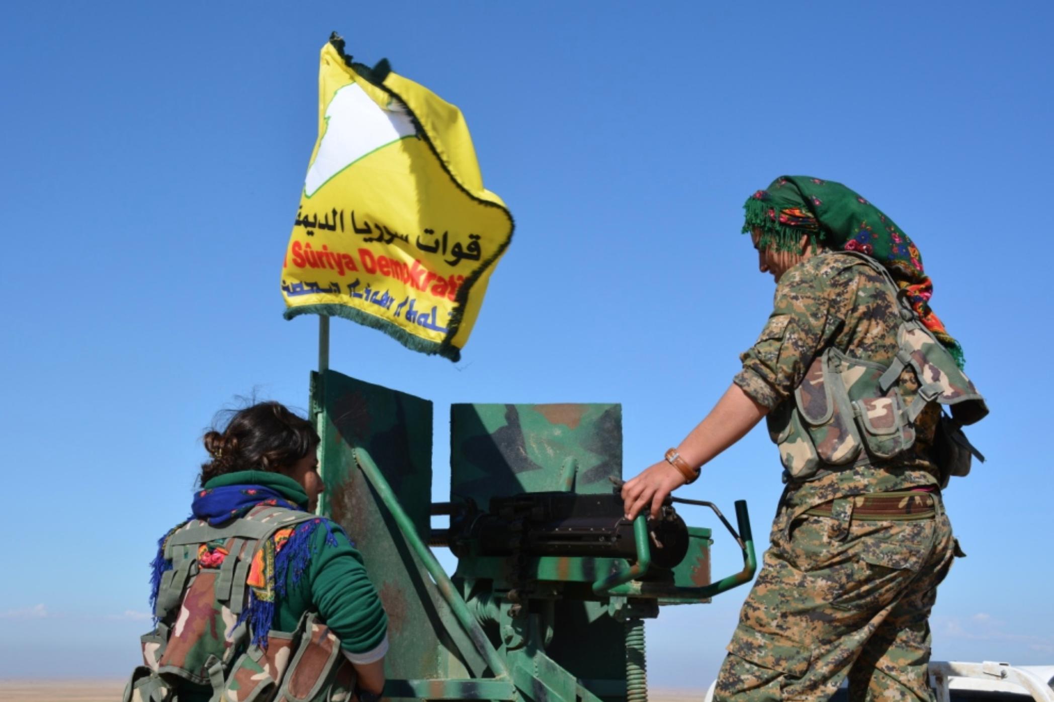 Photo of تحذيرات أميركية من تحالف الأكراد مع دمشق