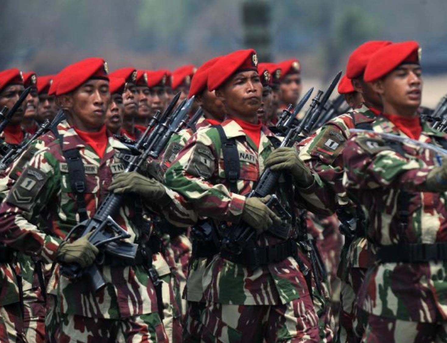 جيش إندونيسيا