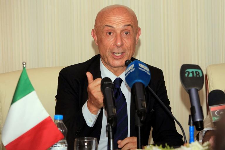 """وزير الداخلية الإيطالي """"ماركو مينيتي"""""""