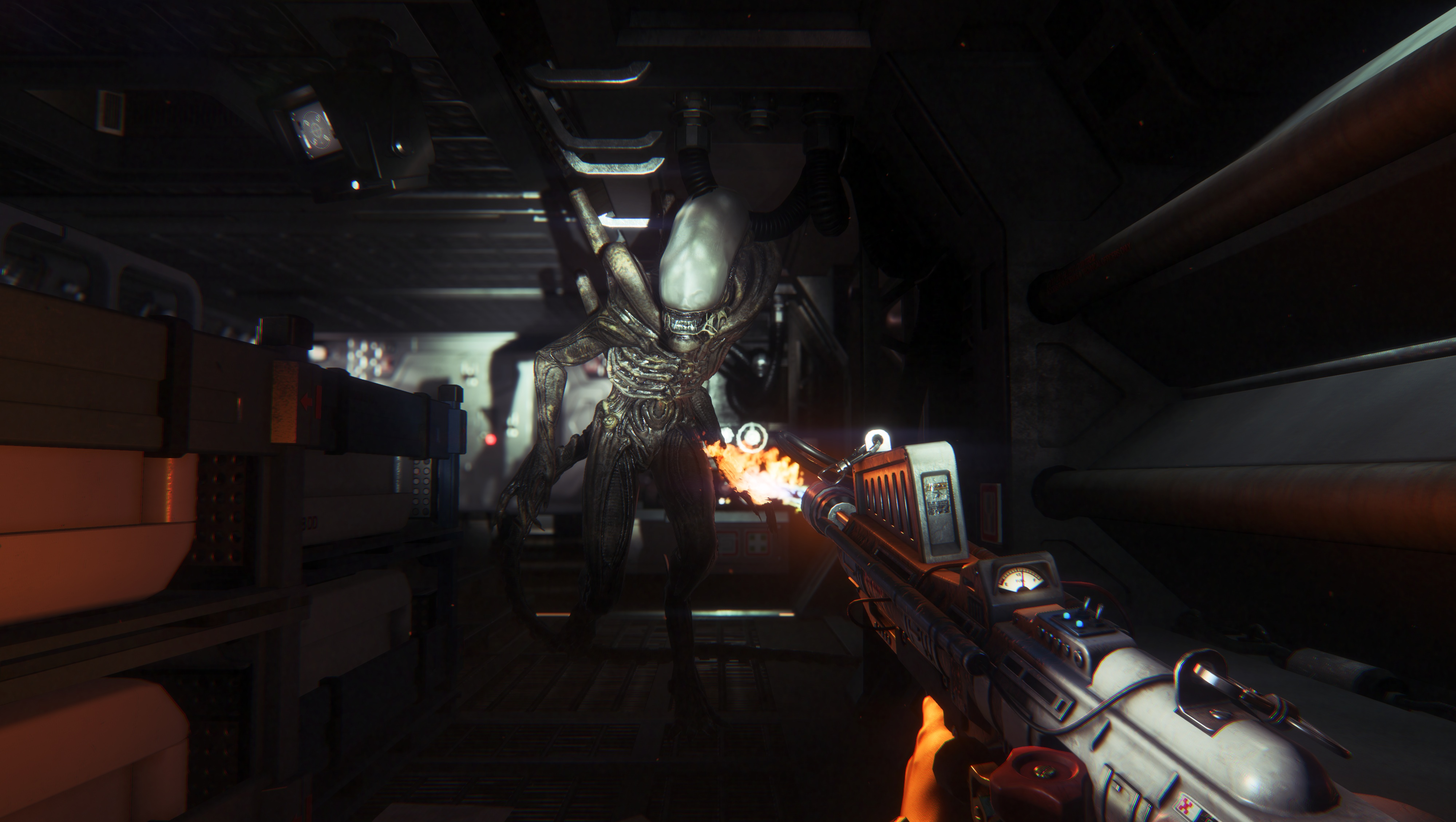 لعبة Alien Isolation