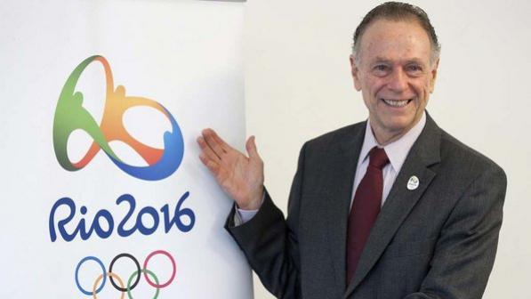 رئيس اللجنة الأولمبية البرازيلية كارلوس آرثر نوزمان