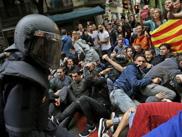 إقليم كتالونيا الإسباني