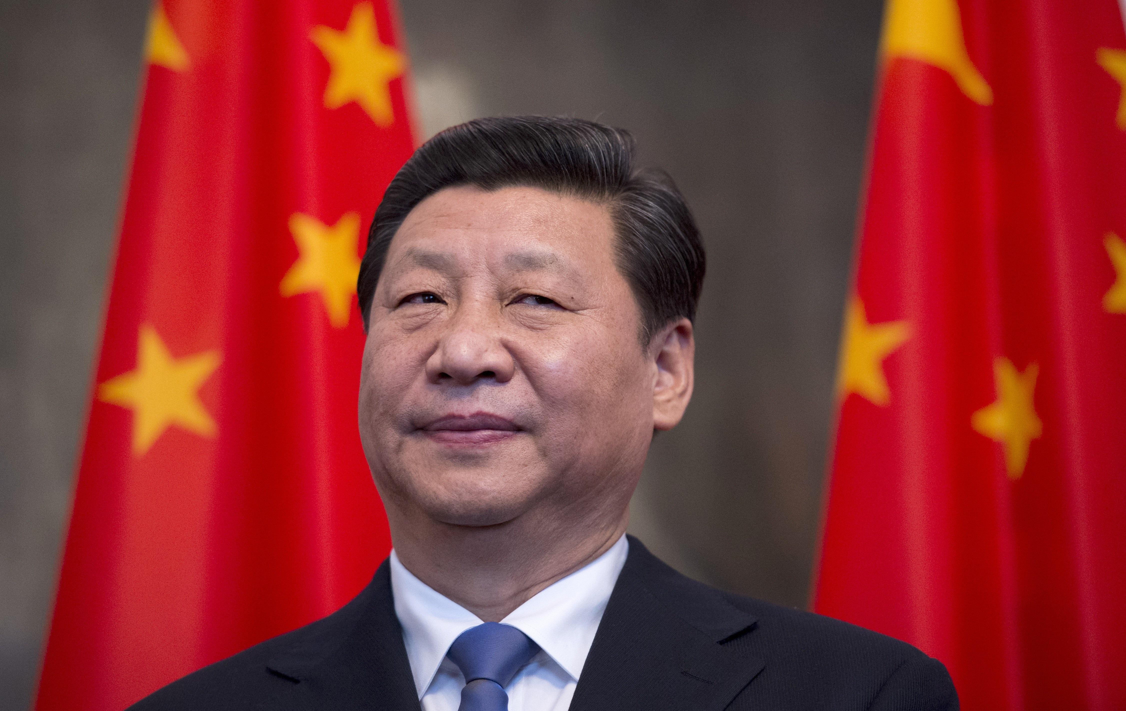 """الرئيس الصيني """"شي جين بينغ"""