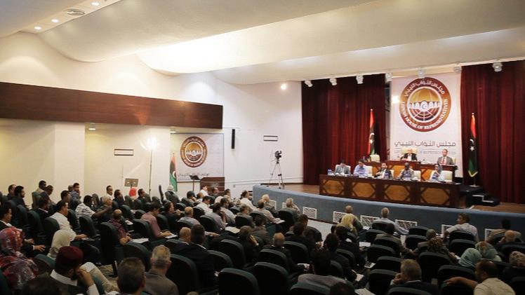 "Photo of مجلس النواب يدين قانون ""الدولة اليهودية"""
