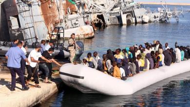 Photo of إنقاذ قرابة 500 مهاجر قبالة سواحل ليبيا