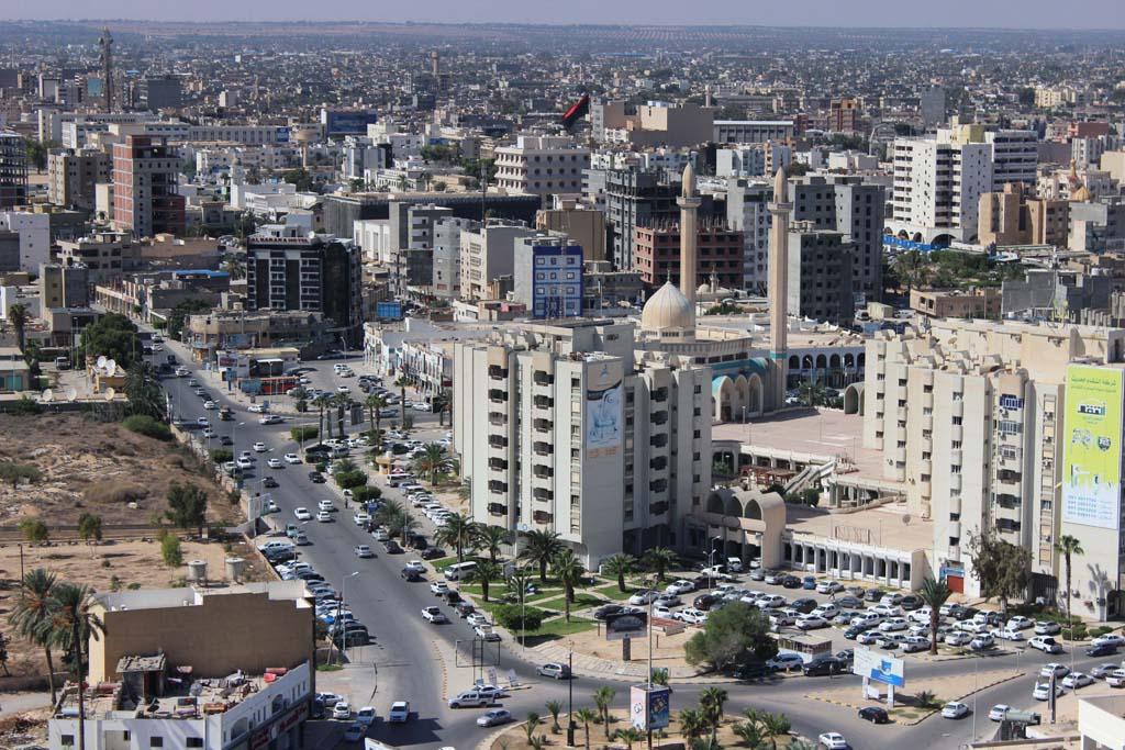 Photo of مصراتة : العثور على سيارة مفخخة قرب مستشفى الصفوة