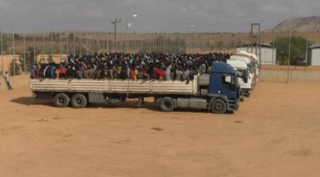 Photo of قرابة الـ6 آلاف مهاجر إلى ليبيا يحملون أمراضاً خطيرة