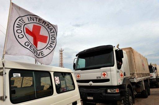 الصليب الأحمر - أرشيفية