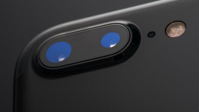 كاميرا هواتف آيفون
