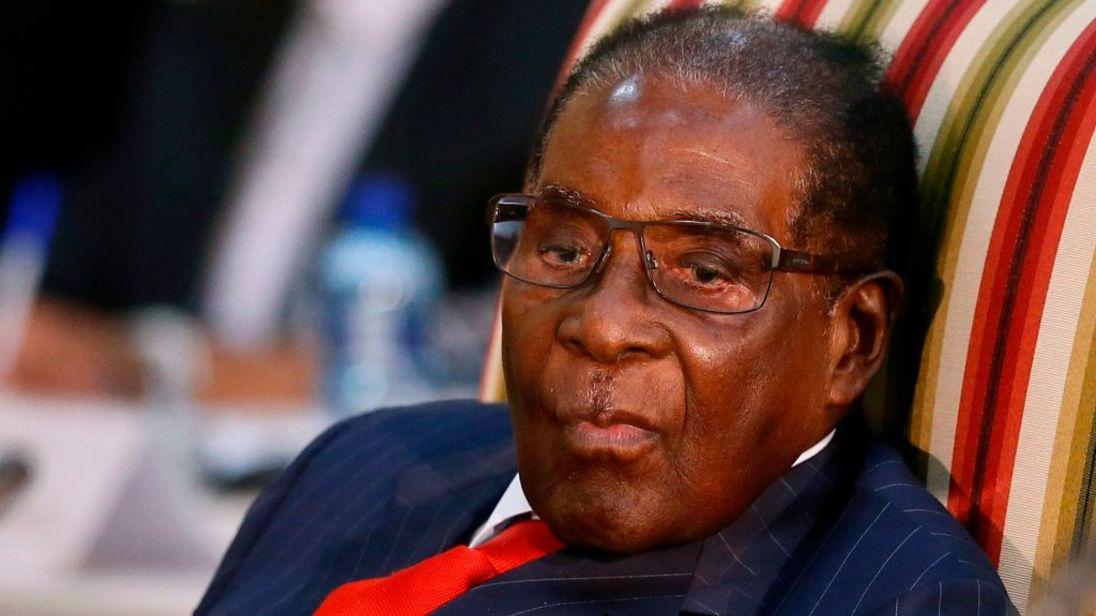 """Photo of """"موغابي"""".. هل كان سيرفض منصب سفير النوايا الحسنة؟"""