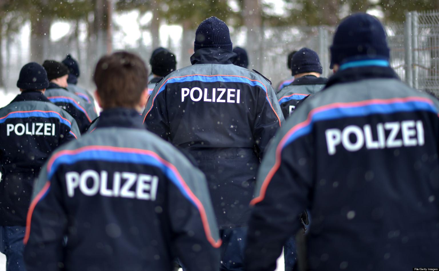 الشرطة السويسرية