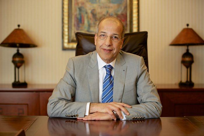 محافظ مصرف ليبيـا المركزي الصديق الكبير