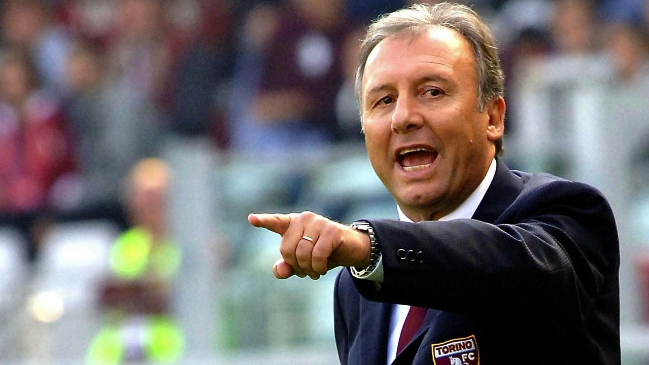 المدرب الإيطالي البرتو زاكيروني