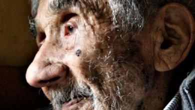 """صورة أقدم إنسان """"حي"""" في العالم يعيش في """"تشيلي"""""""