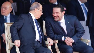الحريري يشارك في احتفالات عيد الاستقلال في بيروت